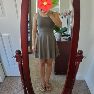 NWT Express fit and flare dress